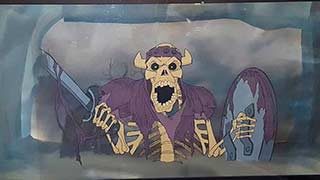 Cauldron Born Disney The Black Cauldron Animation Cel Deleted Scene