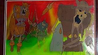 Cauldron Born Disney The Black Cauldron Animation Cel