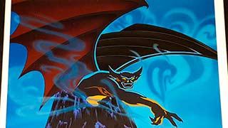 Night on Bald Mountain Chernabog Disney Fantasia Print