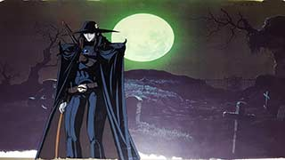 D01 Vampire Hunter D Animation Cel