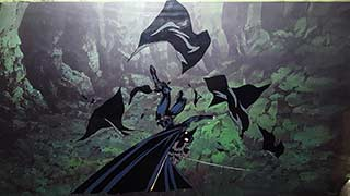 D03 Vampire Hunter D Animation Cel