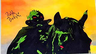 Nazgul Bakshi Lord of the Rings