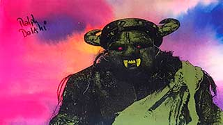 Orc Bakshi Lord of the Rings Animation Cel