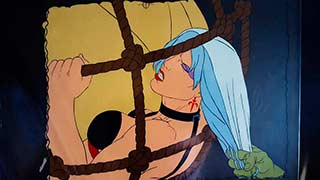 Taarna in the Pit02 Heavy Metal Animation Cel