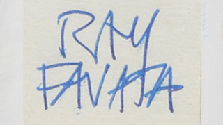 Ray Favata Signature Kool Aid Sketch TV Commercial Animation Cels Online